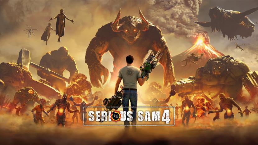 REVIEW | Serious Sam 4 is voer voor masochisten