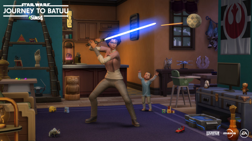 REVIEW | The Sims 4 Star Wars: Journey to Batuu is een geval apart