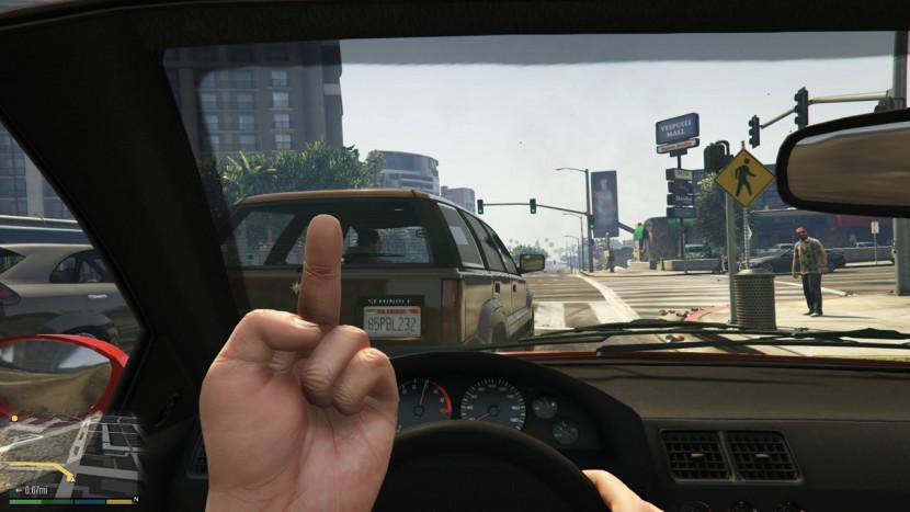 Rockstar werkt aan open-world VR-game