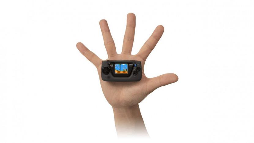 Sega lanceert Game Gear Micro