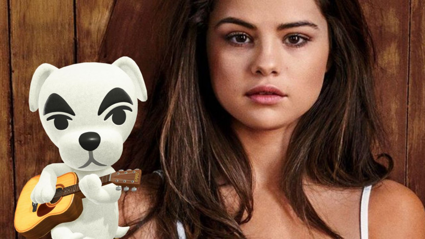 Selena Gomez en baas van Xbox te gast in Animal Crossing talk show