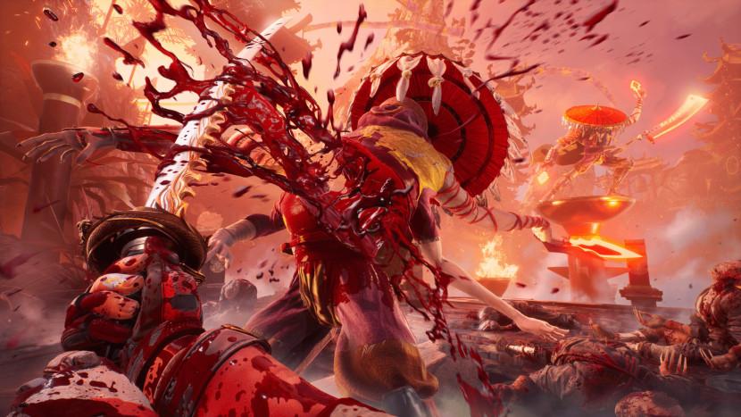 Shadow Warrior 3 toont stevige gameplay met humor, actie en véél bloed