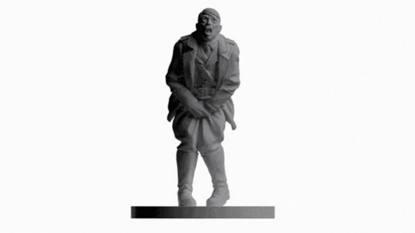 Sniper Elite bordspel komt met miniatuur van Hitler die in de ballen geschoten wordt