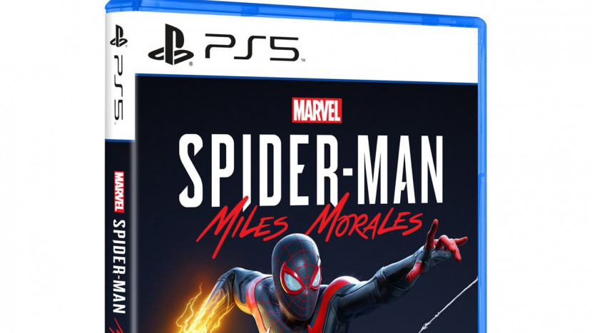 Sony onthult boxart van PS5 games