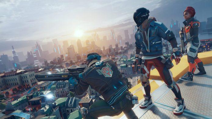 Speelt Hyper Scape zich af in de wereld van Assassin's Creed?