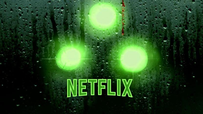 Splinter Cell serie in de maak voor Netflix