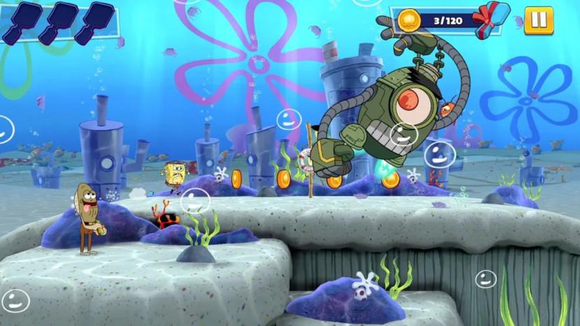 Spongebob: Patty Pursuit nu beschikbaar op Apple Arcade