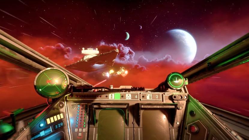 Star Wars Squadrons toont eerste gameplay