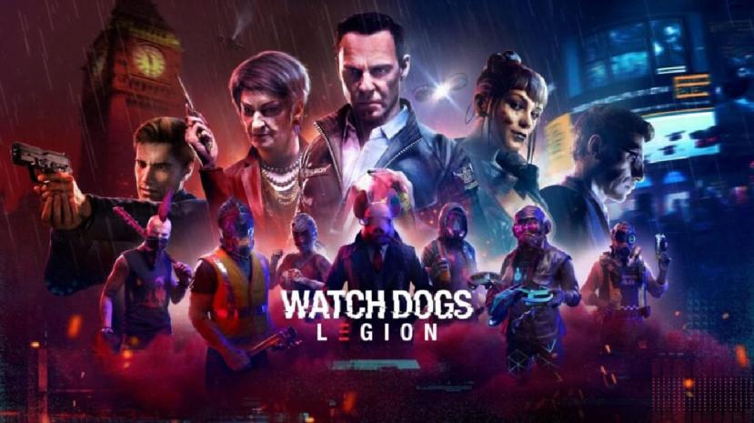 Stormzy maakt deel uit van Watch Dogs Legion, net als Aiden Pearce