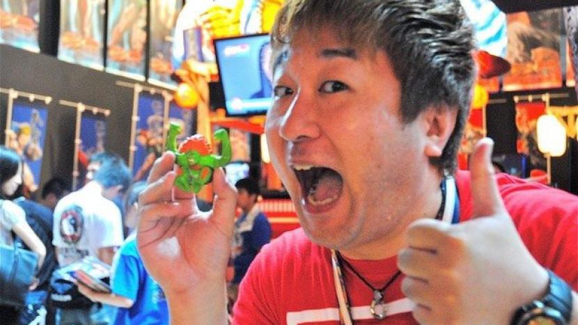 Street Fighter producer Yoshinori Ono verlaat Capcom