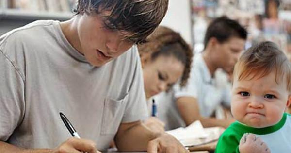 Studie: online gamers halen betere scores op school