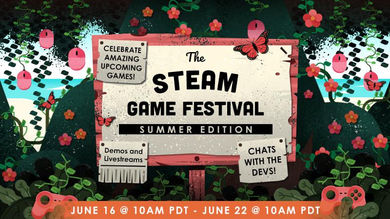 Summer Game Festival lanceert meer dan 900 demo's  op Steam