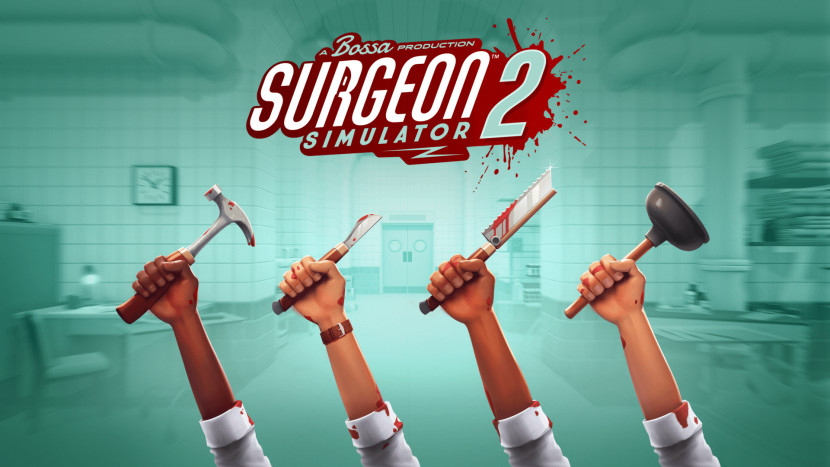 Surgeon Simulator 2 verschijnt 27 augustus