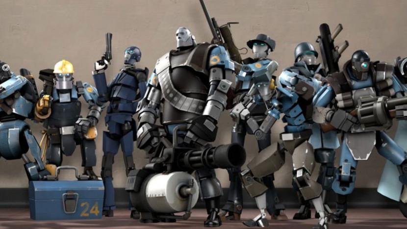 Team Fortress 2 zit vol bots die op cheaters jagen