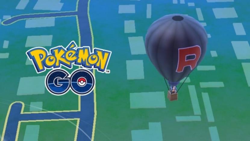 Team Go Rocket valt Pokémon Go binnen