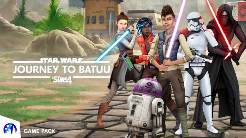The Sims 4 krijgt Star Wars uitbreiding