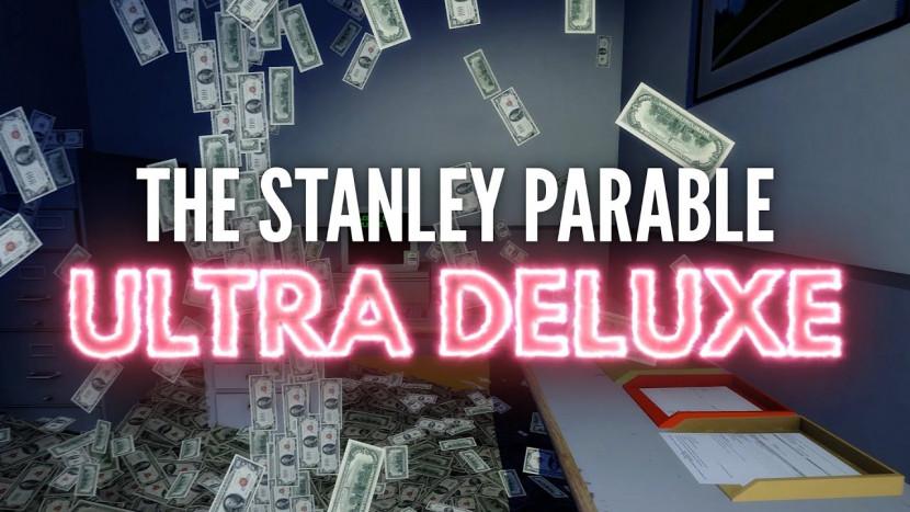 The Stanley Parable: Ultra Deluxe uitgesteld naar volgend jaar