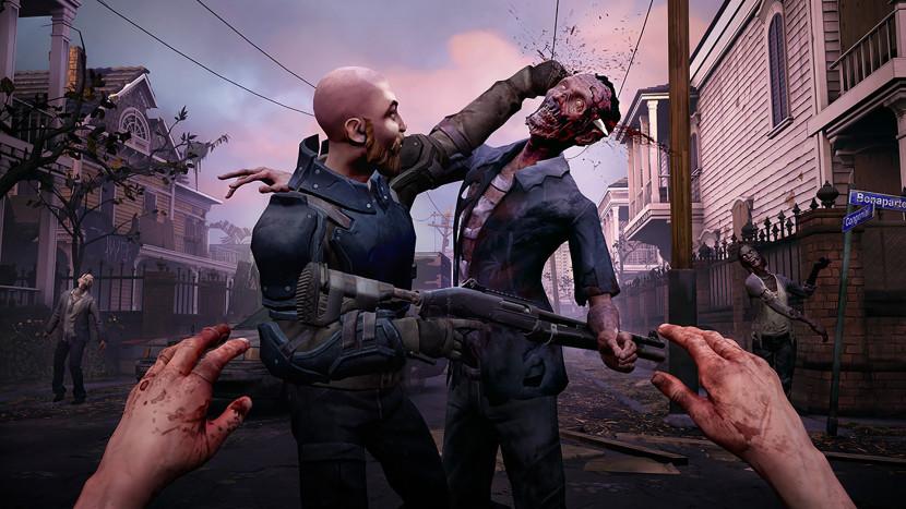 The Walking Dead: Saints & Sinners ook op weg naar Oculus Quest