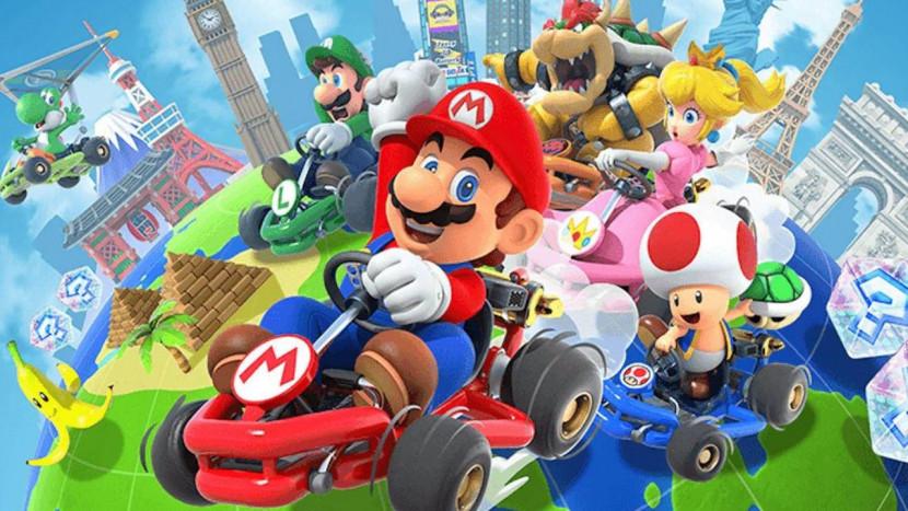 TikTok ontdekt dat Mario Kart muziek je helpt focussen