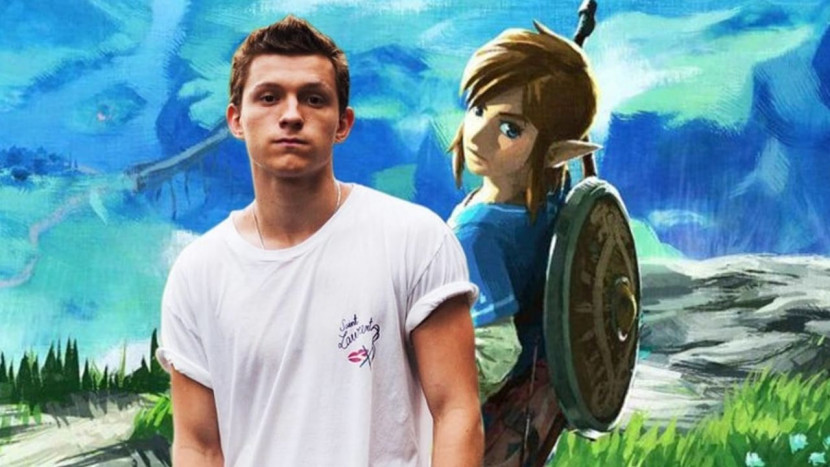 Tom Holland als Link in Zelda serie van Netflix?
