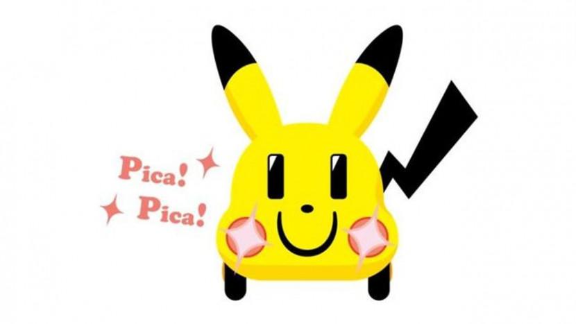 Toyota werkt aan een milieuvriendelijke Pikachu auto