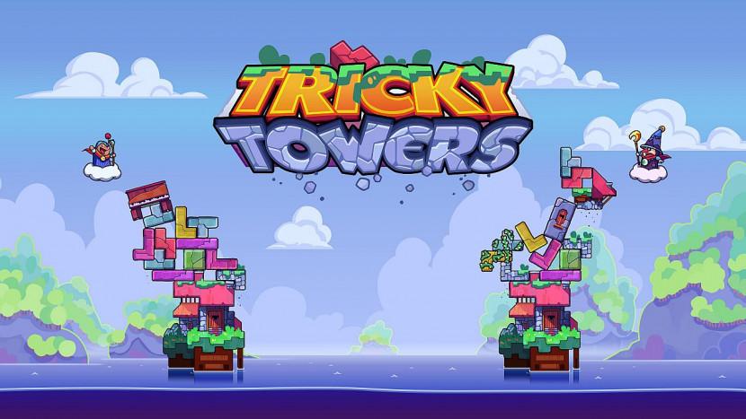 Tricky Towers krijgt fysieke versie