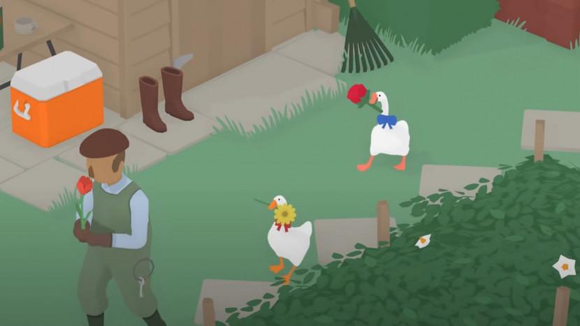 Untitled Goose Game krijgt co-op multiplayer