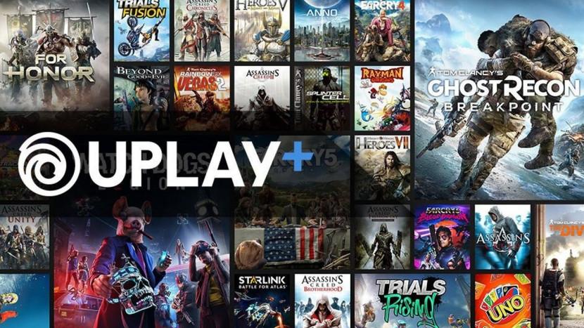 Uplay+ is een week lang gratis uit te proberen
