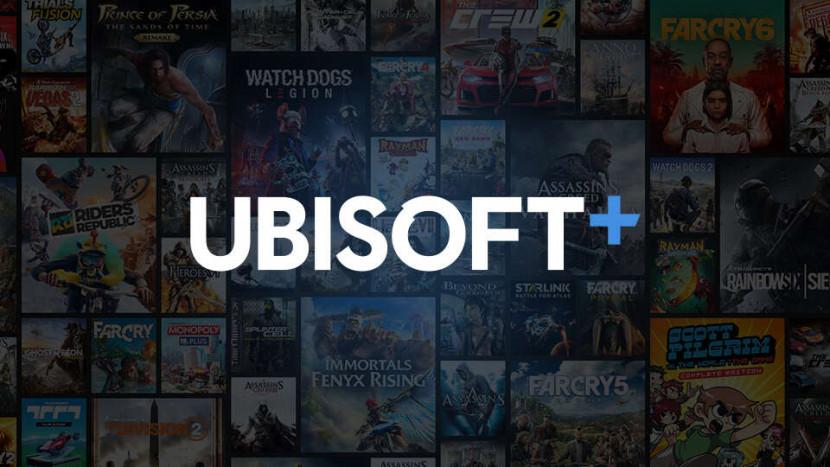 Uplay+ wordt Ubisoft+ en biedt nu ook opties voor Google Stadia en Amazon Luna