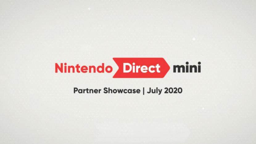 Vandaag nieuwe Nintendo Direct Mini