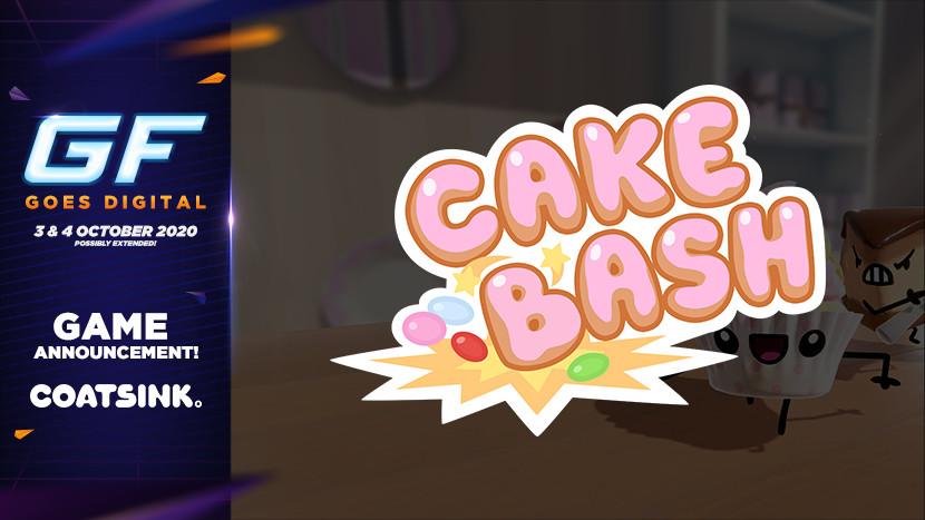 Vecht tot de laatste kruimel in Cake Bash tijdens GameForce Goes Digital