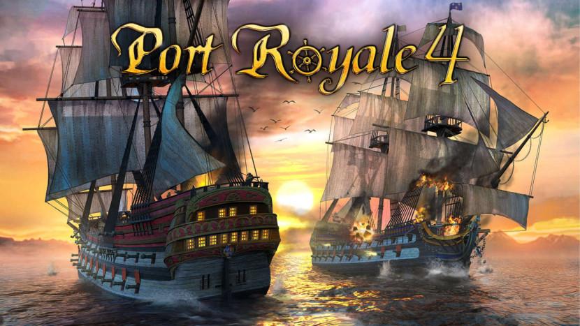 Verken de wereld in nieuwe trailer Port Royale 4