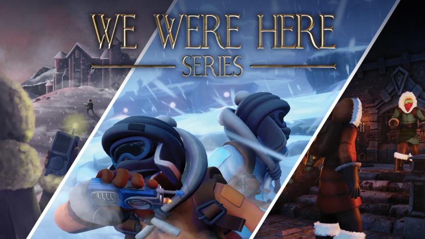 Volledige We Were Here-collectie komt naar PS4