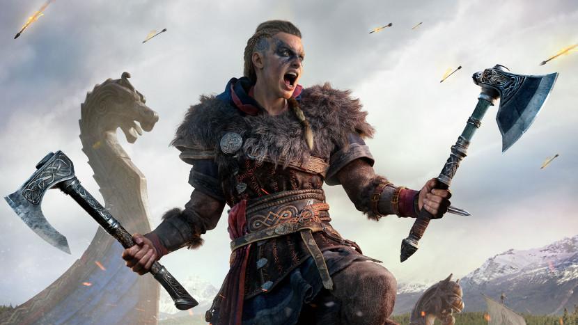 Vrouwelijke Eivor in de hoofdrol in nieuwe trailer Assassin's Creed Valhalla