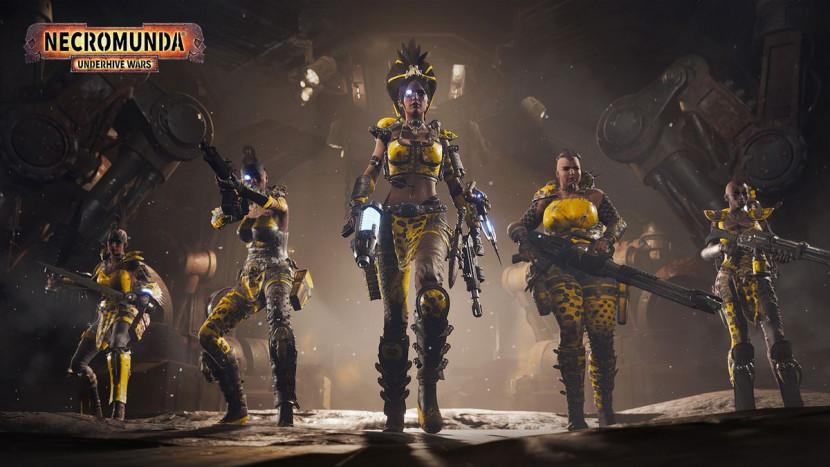Warhammer spin-off Necromunda verschijnt deze zomer