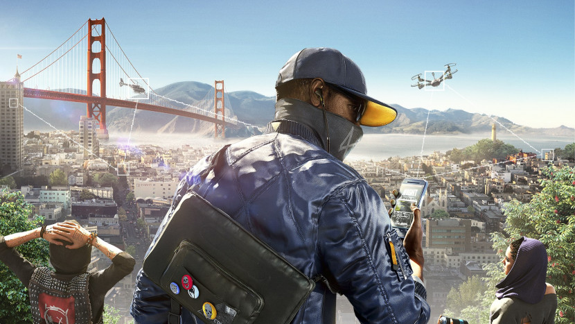 Watch Dogs 2 dit weekend gratis te downloaden