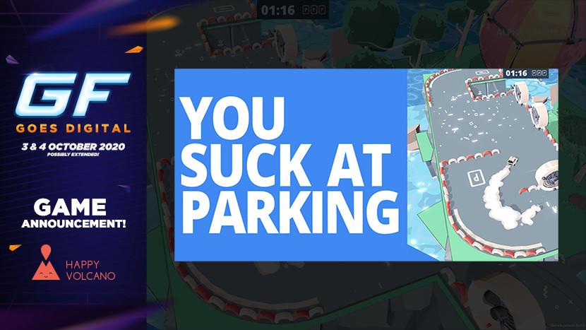 You Suck at Parking is eerste onthulde game voor GameForce Goes Digital