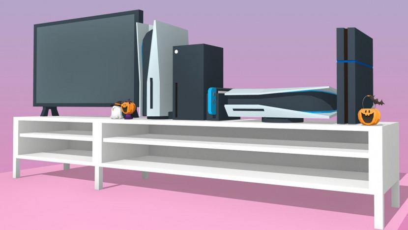Zo zien de PS5 en Xbox Series X eruit naast je tv