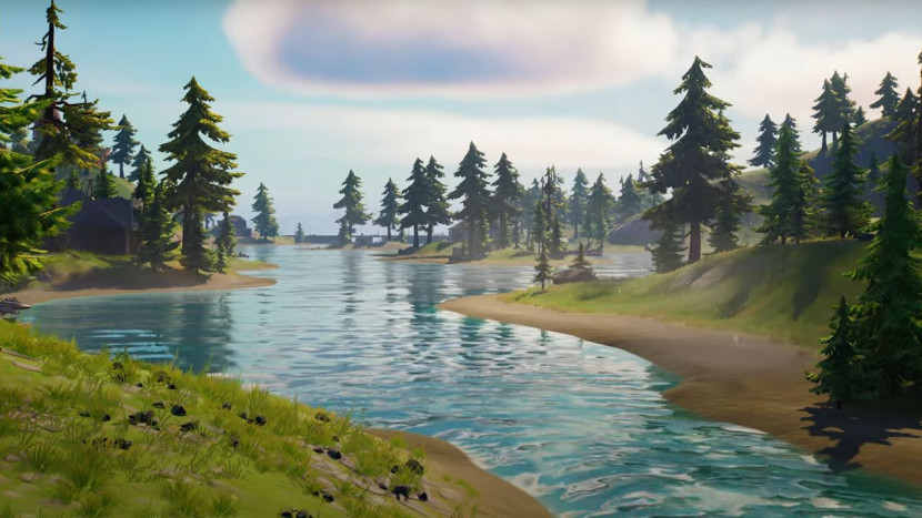 Zo ziet Fortnite eruit op PS5
