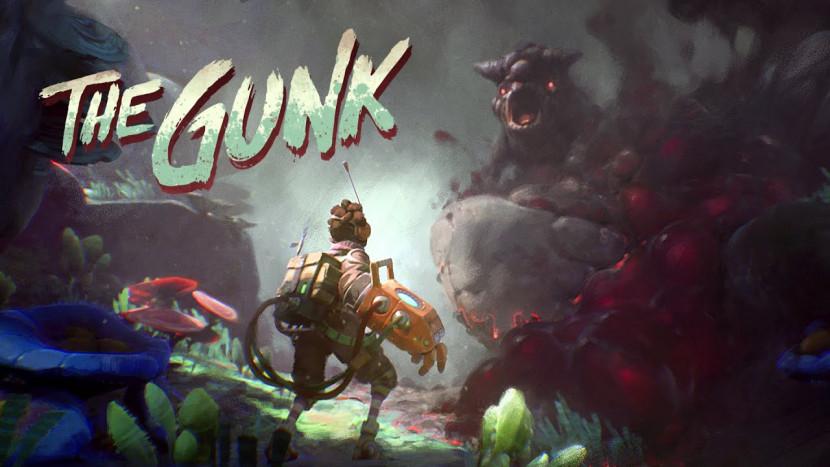 Zwarte prut weghalen in The Gunk