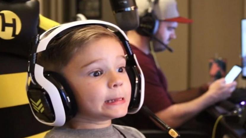 6-jarige Call of Duty speler krijgt ban tijdens livestream
