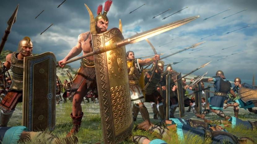 A Total War Saga: Troy krijgt binnenkort Ajax & Diomedes DLC