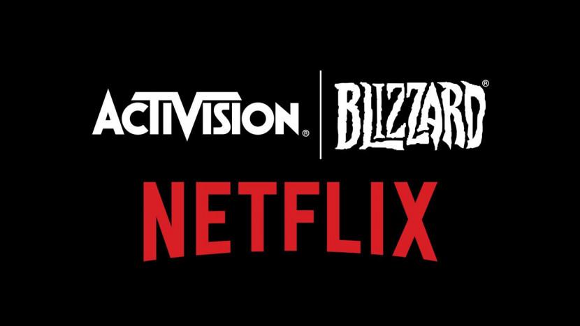 Activision Blizzard klaagt Netflix aan