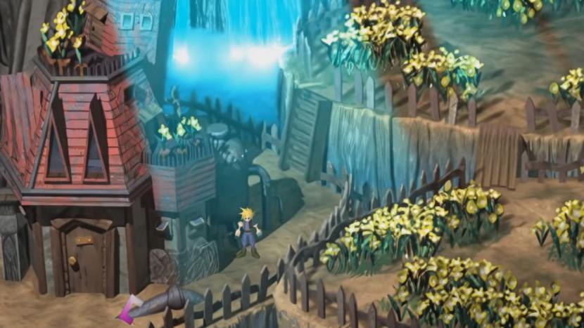 AI smukt Final Fantasy VII erg mooi op in HD