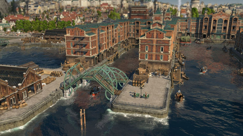Anno 1800 onthult Season Pass 3