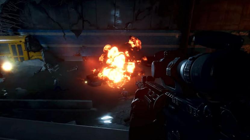 Back 4 Blood toont 8 minuten gameplay