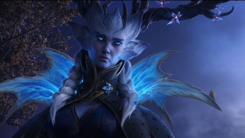 Bewonder alvast de World of Warcraft: Shadowlands launch cinematic