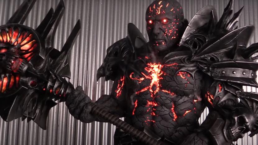 BlizzCon 2021 leverde deze indrukwekkende cosplay op