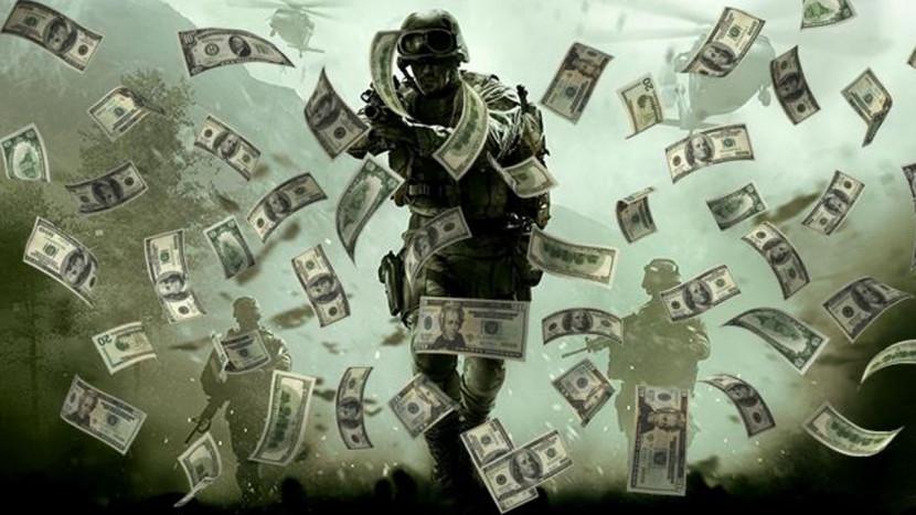 Call of Duty leverde Activision de afgelopen 12 maanden 3 miljard dollar op