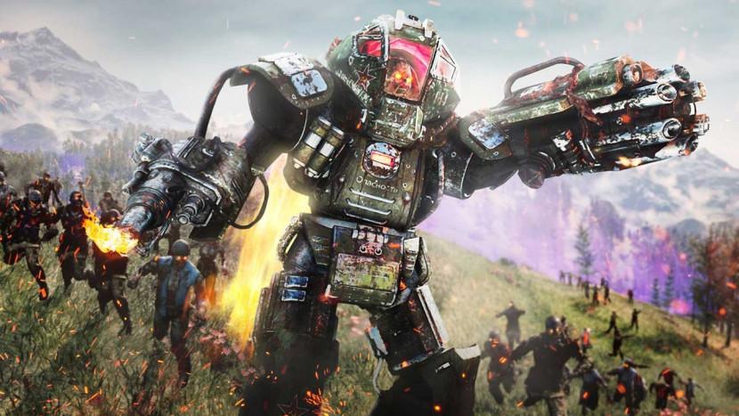 Call of Duty stelt nieuwe Zombies Outbreak mode voor